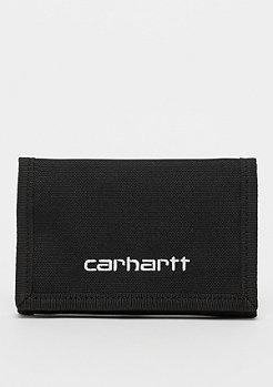 Carhartt WIP Payton Wallet black/white