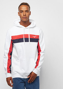 Cleptomanicx Fast Hood white