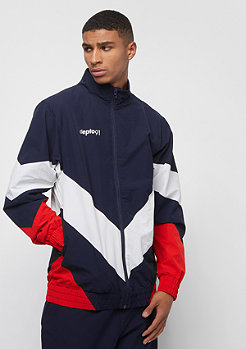 Cleptomanicx Track Jacket dark navy
