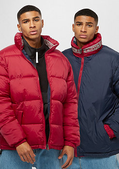 Karl Kani KK Bubble Jacket red/navy