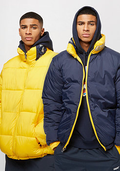 Karl Kani KK Bubble Jacket yellow/navy