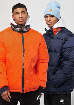 Karl Kani KK Bubble Jacket navy/orange