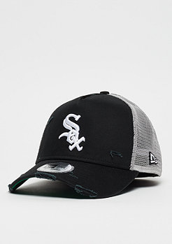 New Era 9Forty MLB Chicago White Sox Distressed Trucker otc