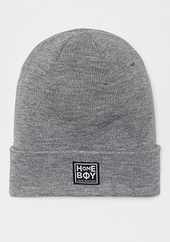 Homeboy HB BAD HAIR Beanie grey heather