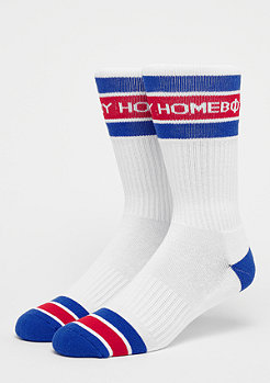 Homeboy HB Unisex Stripe Sock 2Pack white