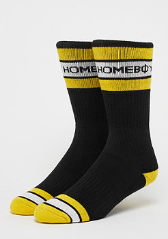 Homeboy HB Unisex Stripe Sock 2Pack black