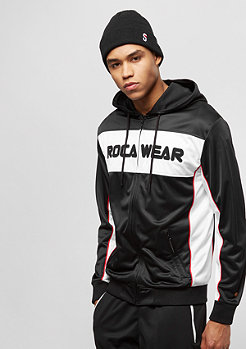 Rocawear Color Block Zip Hoody black
