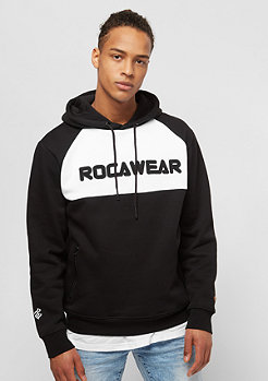 Rocawear Color Block Hoody black/white