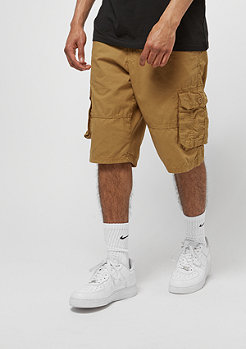 Southpole Twill Cargo Short wheat