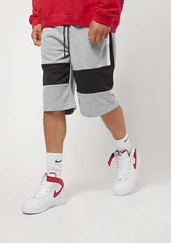 Southpole Fleece Shorts heather grey