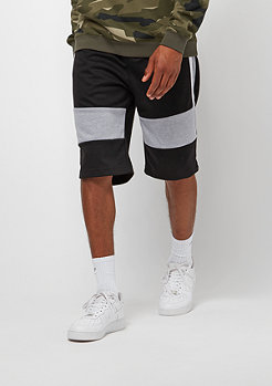 Southpole Fleece Shorts black