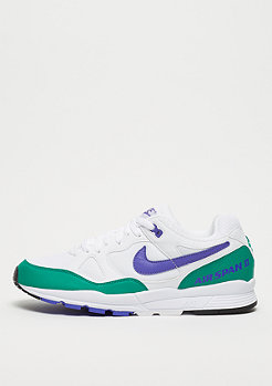 NIKE Air Span II white/persian violet/neptune green/black