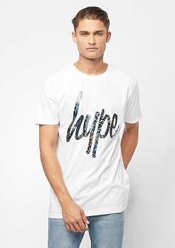 Hype Foil Script white
