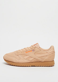 Reebok CL Leather Ripple M cappuchino/pure orange/gum