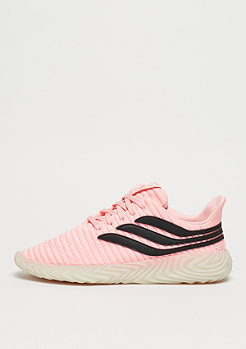 adidas Sobakov clear orange/core black/crystal white