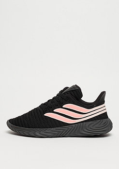 adidas Sobakov core black/clear orange/core black