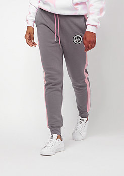 Hype Pop Jogger charcoal pink