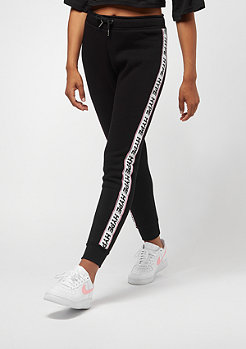 Hype Ormerod Joggers black white