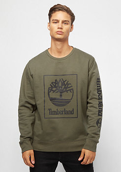 Timberland Seasonal Tree Logo grape leaf