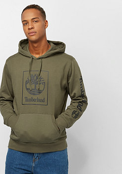 Timberland Seasonal Hoodie grape leaf