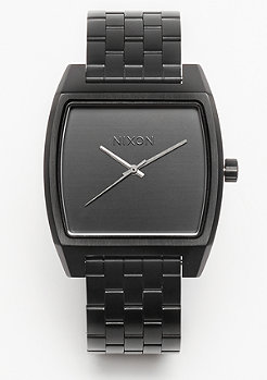Nixon Time Tracker all black