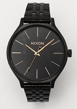 Nixon Clique all black