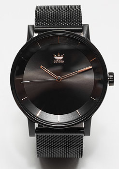 adidas District_M1 all black copper