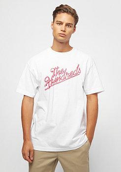 The Hundreds Modesto Slant T-Shirt whit