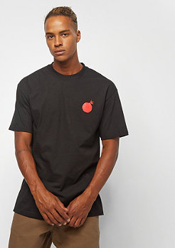 The Hundreds Poetry T-Shirt black