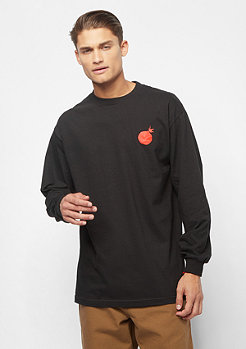 The Hundreds Poetry Long Sleeve black