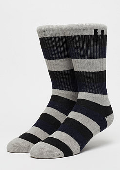 The Hundreds Zyme Crew Sock light grey