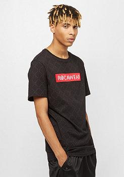 Rocawear Logo De Lux Tee S/S black