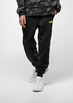 Puma Dark Camo Bling Takedown AOP cotton black/gold