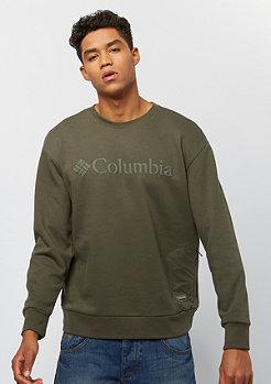 Columbia Sportswear Bugasweat Crew peatmoss