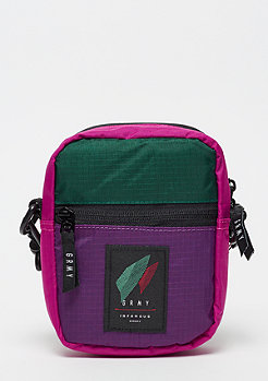 Grimey Pantera V8 Shoulder Bag pink