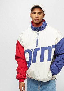 Grimey Flamboyant Pullover Jacket white