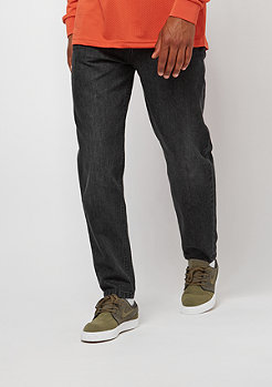 Urban Classics Denim Baggy Pants black wash