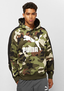 Puma Wild Pack AOP Fleece forest night