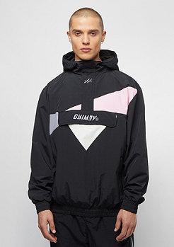 Grimey Hazy Sun Rain Coat black