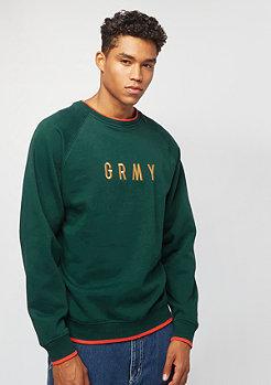Grimey GTO Heritage Crewneck green