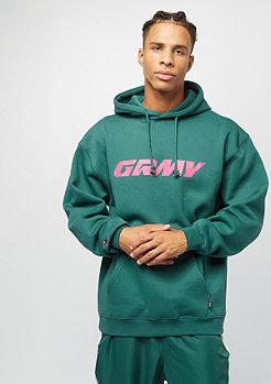 Grimey Nemesis Hoodie green