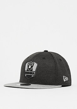 New Era 9Fifty NFL Oakland Raiders Road Sideline otc