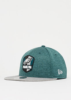 New Era 9Fifty NFL Philadelphia Eagles Road Sideline otc