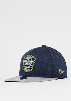 New Era 9Fifty NFL Seattle Seahawks Road Sideline otc