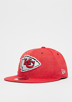 New Era 9Fifty NFL Kansas City Chiefs Home Sideline otc