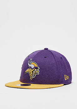 New Era 9Fifty NFL Minnesota Vikings Home Sideline otc