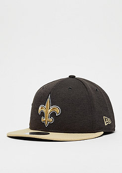 New Era 9Fifty NFL New Orleans Saints Home Sideline otc