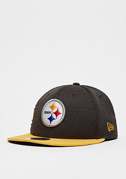 New Era 9Fifty NFL Pittsburgh Steelers Home Sideline otc