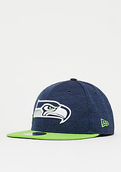 New Era 9Fifty NFL Seattle Seahawks Home Sideline otc