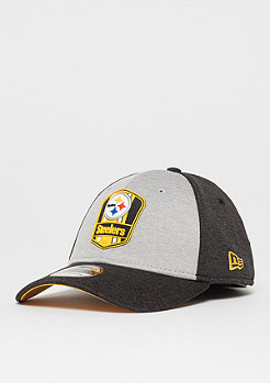 New Era 39Thirty NFL Pittsburgh Steelers Road Sideline otc